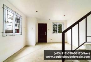 the-garden-villas tanza-victoria-quadruplex-pag-ibig-rent-to-own-houses-for-sale-in-tanza-cavite-turnover-living-area