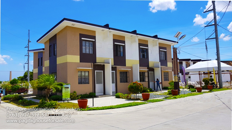 Amaris Homes Dasmarinas - Pag-ibig Rent to Own Houses for Sale in Dasmarinas Cavite