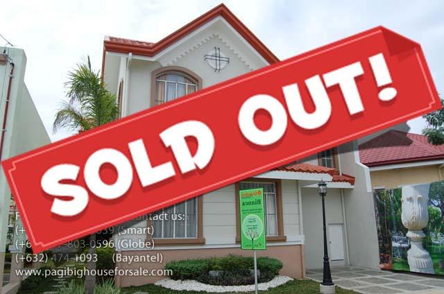 Il Giardino Residences Bianca Model – Cheap Houses for Sale Gen.Trias Cavite