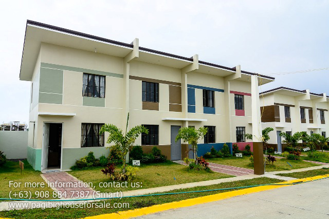 Istana Tanza - Pag-ibig Rent to Own Houses for Sale in Tanza Cavite