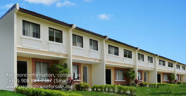 Bella Vista Townhouse – Pag-ibig Rent to Own Houses for Sale in General Trias Cavite