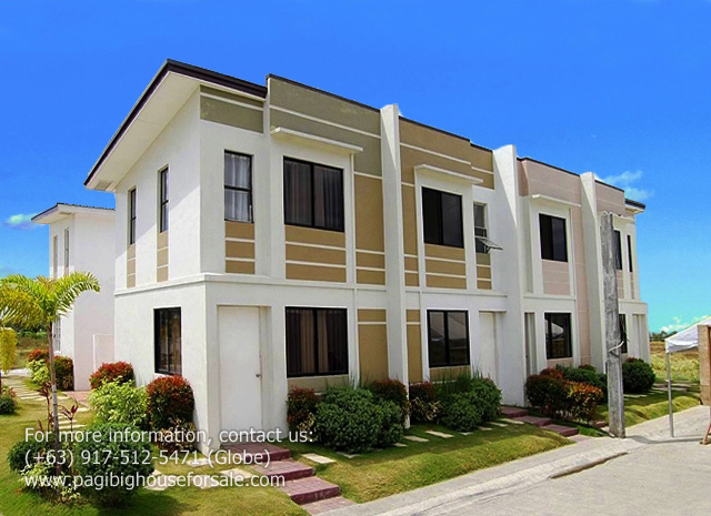 Springtown Villas Selena - Pag-ibig Rent to Own Houses for Sale in Tanza Cavite