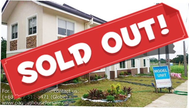 Tierra Vista Ayana House Model - Pag-ibig Rent to Own Houses for Sale in Dasmarinas Cavite