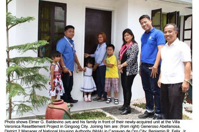 PAG-IBIG FUND AND GINGOOG LGU TEAM UP TO HOUSE TEACHERS, POLICEMEN AND INFORMAL SETTLERS