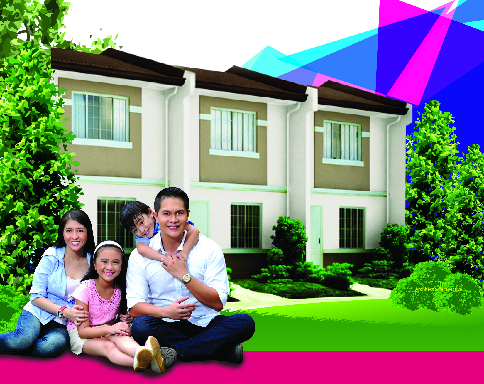 Paragon Village - Pag-ibig Rent to Own Houses for Sale in Trece Martires Cavite