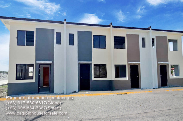 Northdale Villas Selena House Model - Pag-ibig Rent to Own