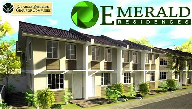 Emerald Residences – Pag-ibig Rent to Own Houses for Sale in Tanza Cavite