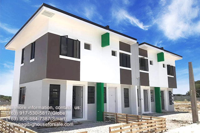 One Cenon Place House Model – Pag-ibig Rent to Own Houses for Sale in Tanza Cavite