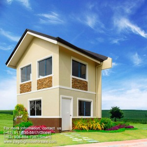 Tierra Vista Jasmine Single Attached - Pag-ibig Rent to Own Houses for Sale in General Trias Cavite