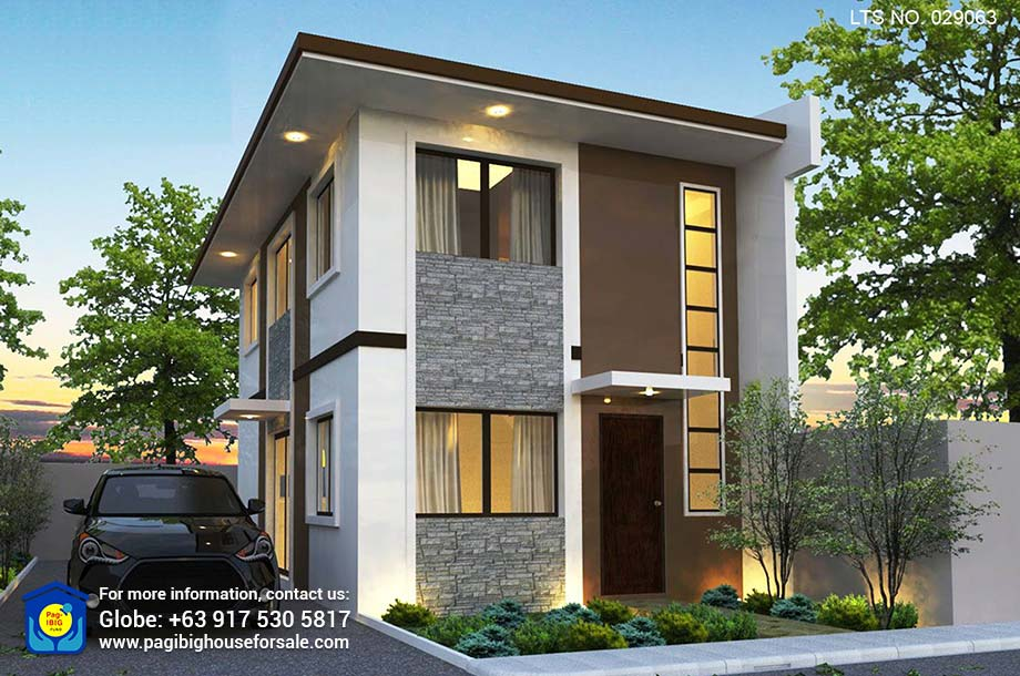 Tierra Vista Linnea Single – Pag-ibig Rent to Own Houses for Sale in General Trias Cavite