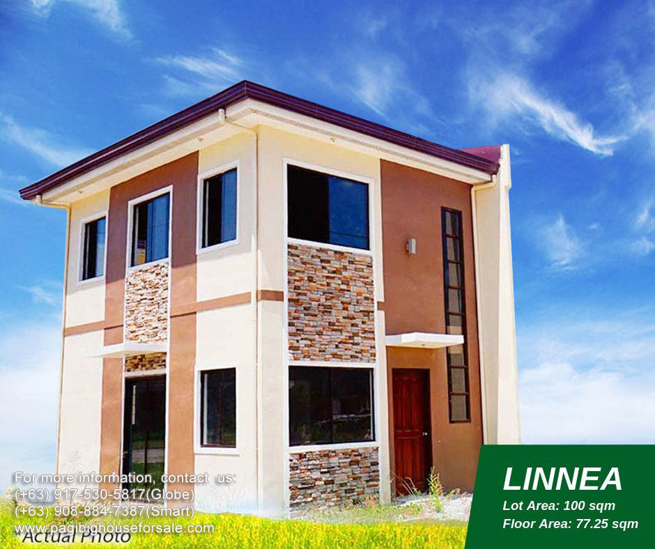 Tierra Vista Linnea Single - Pag-ibig Rent to Own Houses for Sale in General Trias Cavite