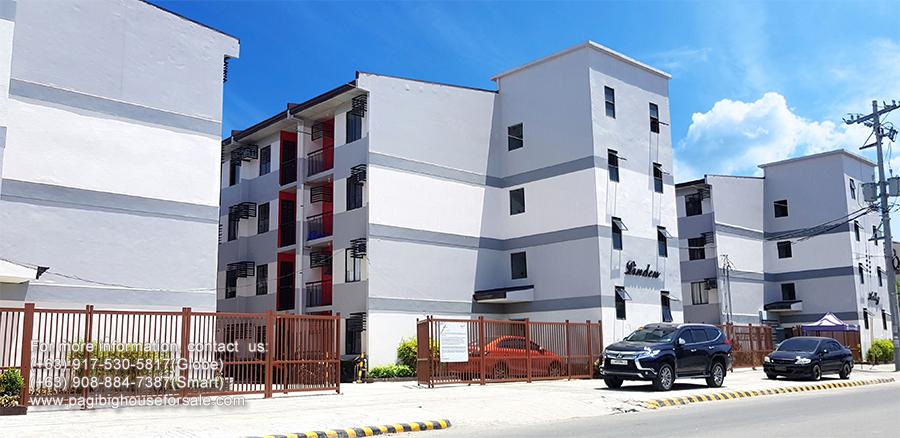 Hampton Condo 1 BR - Pag-ibig Rent to Own Condo for Sale in Imus Cavite
