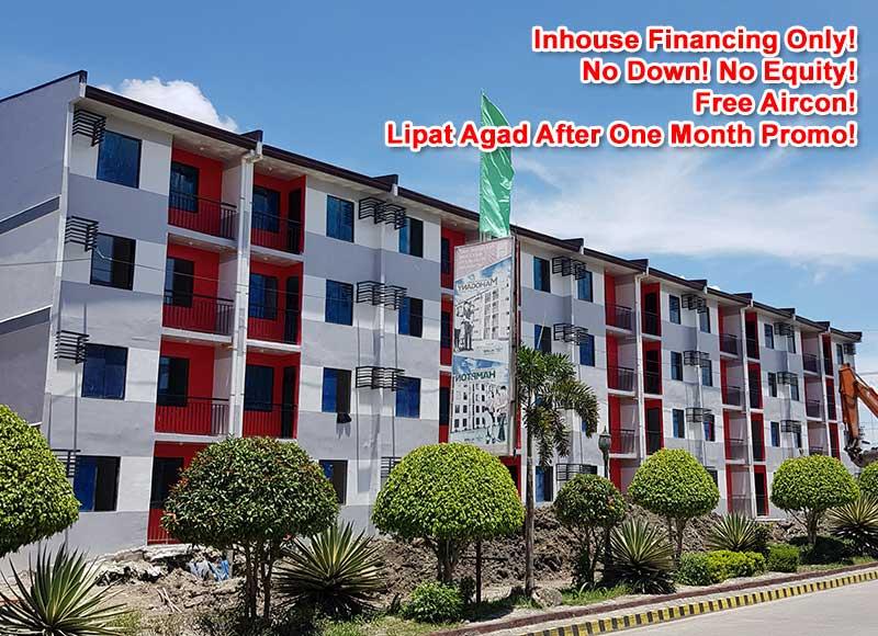 Hampton Condo 2 BR – Pag-ibig Rent to Own Condo for Sale in Imus Cavite