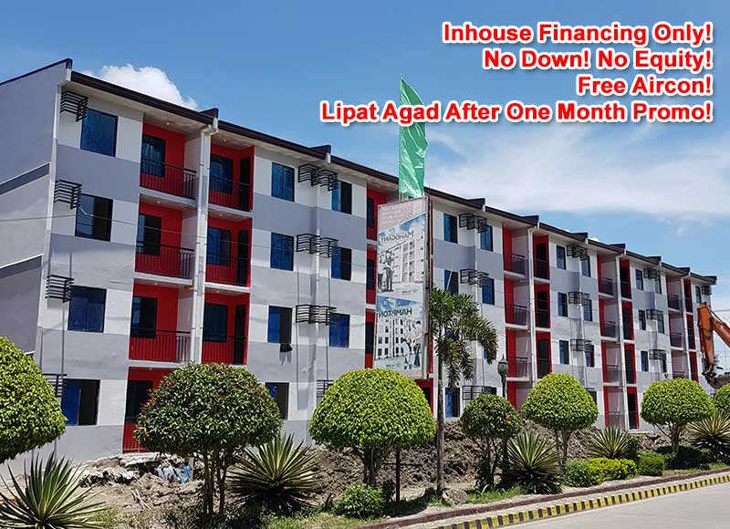 Hampton Condo 2 BR - Pag-ibig Rent to Own Condo for Sale in Imus Cavite