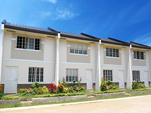 Paragon Village House Model - Pag-ibig Rent to Own Houses for Sale in Trece Martires Cavite