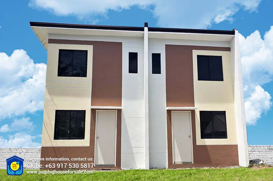Westdale Villas Selena House Model – Pag-ibig Rent to Own Houses for Sale in Tanza Cavite