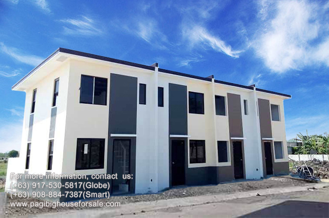 Westdale Villas Selena House Model - Pag-ibig Rent to Own Houses for Sale in Tanza Cavite