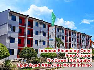 Hampton Condo 1 BR - Pag-ibig Rent to Own Condo for Sale in Imus Cavite