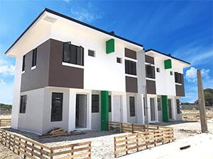 One Cenon Place House Model - Pag-ibig Rent to Own Houses for Sale in Tanza Cavite