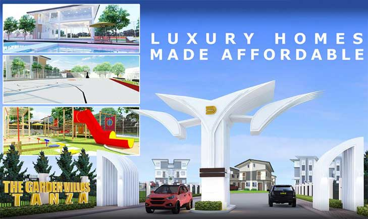 The Garden Villas Tanza – Pag-ibig Rent to Own Houses for Sale in Tanza Cavite