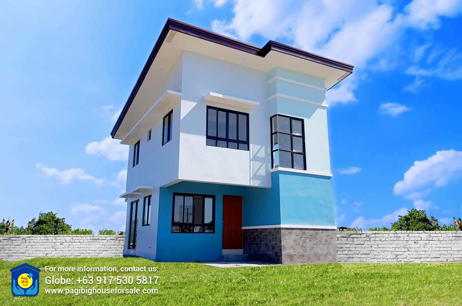 Amara at Riverlane Trail – Pag-ibig Single Houses for Sale in Gen. Trias Cavite