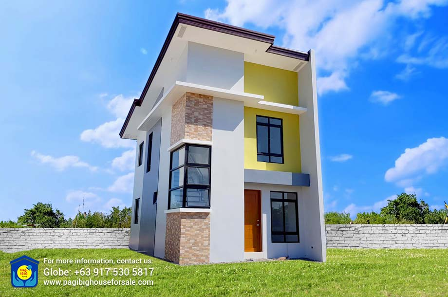 Leila at Riverlane Trail – Pag-ibig Single Houses for Sale in Gen. Trias Cavite