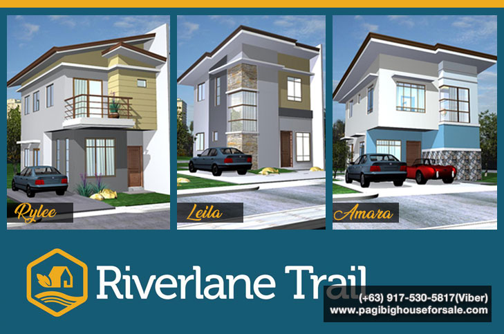 Riverlane Trail – Pag-ibig Single Houses for Sale in Gen. Trias Cavite