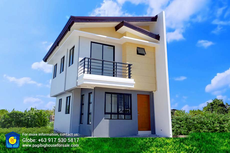 Rylee at Riverlane Trail – Pag-ibig Single Houses for Sale in Gen. Trias Cavite
