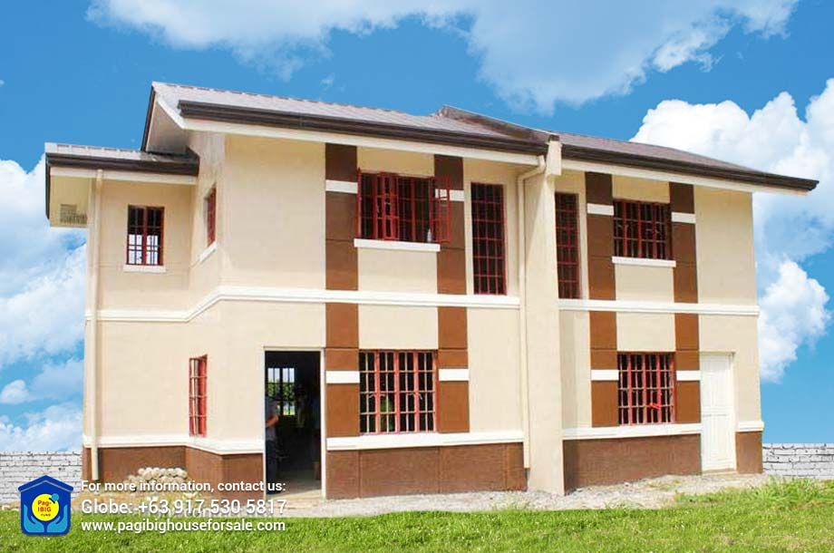 Verdanza Homes House Model – Pag-ibig Rent to Own Houses for Sale in General Trias Cavite
