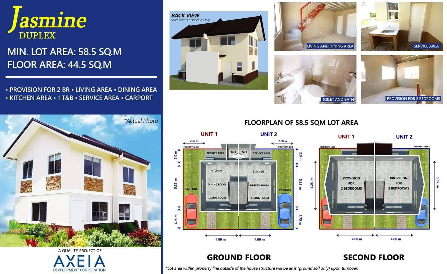 jasmine-duplex-the-palm-residences-pag-ibig-rent-houses-for-sale-tanza-cavite