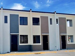 Northdale Villas Selena House Model - Pag-ibig Rent to Own Houses for Sale in Naic Cavite