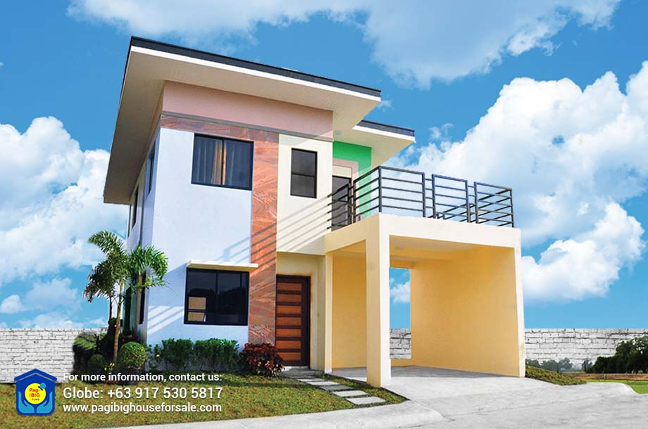 Acropolis at Golden Horizon Athena Single Detached – Pag-ibig Rent to Own Houses for Sale in Trece Martires Cavite