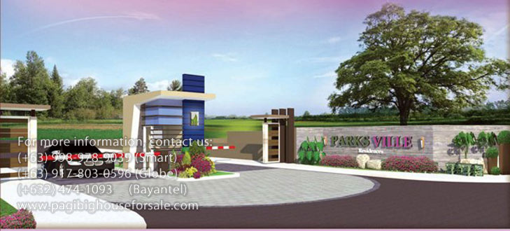 Parksville Residences – Pag-ibig Rent to Own Houses for Sale in Imus Cavite