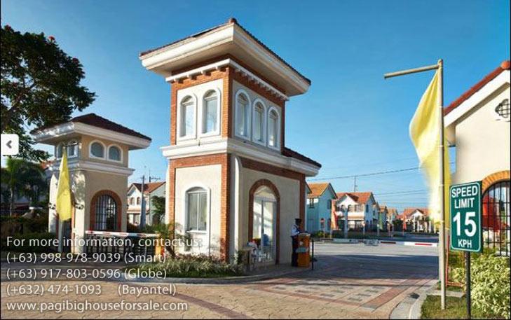 Il Giardino Residences – Cheap Houses for Sale in Gen.Trias Cavite
