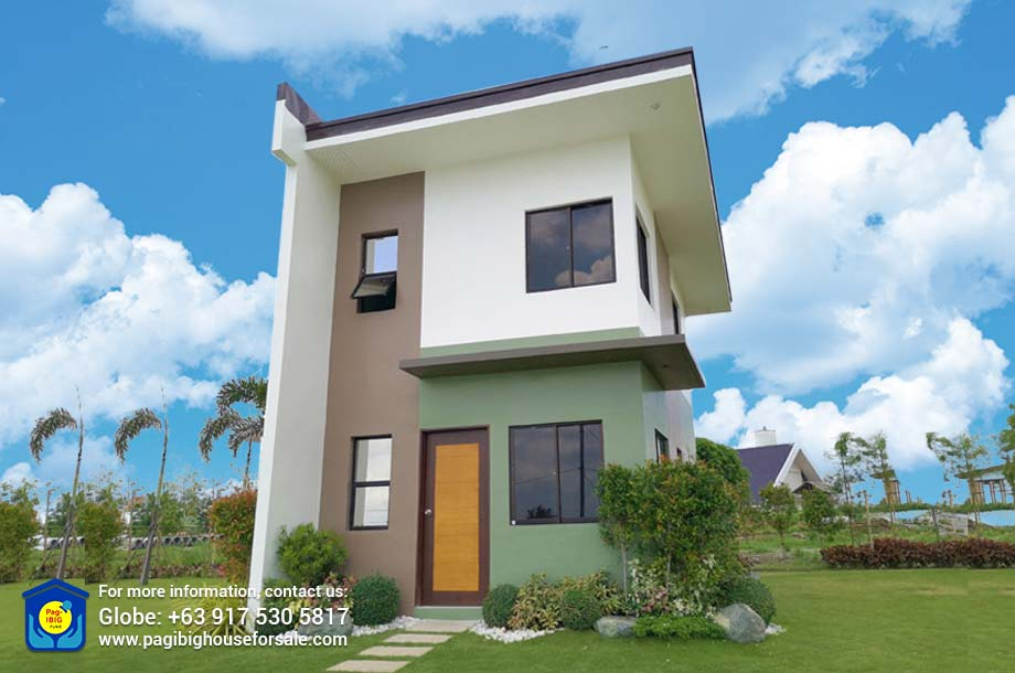 Manors at Golden Horizon Cecilla Single Attached – Pag-ibig Rent to Own Houses for Sale in Trece Martires Cavite