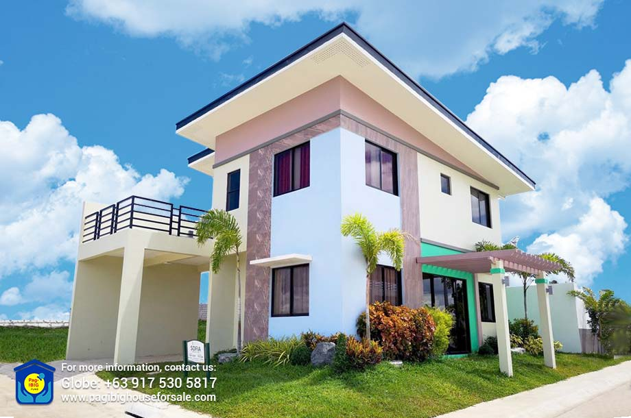 Acropolis at Golden Horizon Sofia Single Detached – Pag-ibig Rent to Own Houses for Sale in Trece Martires Cavite