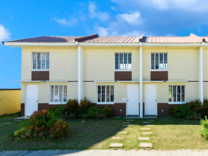 Pearl Residences House Model - Pag-ibig Rent to Own Houses for Sale in Tanza Cavite