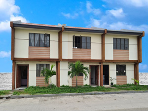 Savanna Ville Amoldine Townhouse - Pag-ibig Rent to Own Houses for Sale in Imus Cavite
