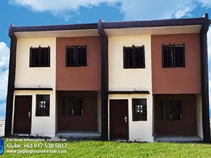 Savanna Ville Bernice Townhouse - Pag-ibig Rent to Own Houses for Sale in Imus Cavite