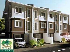 Villa 94 at Treelane Villas - Pag-ibig Rent to Own Houses for Sale in Imus Cavite