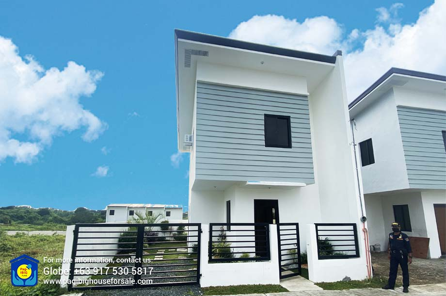 Annika at Brookstone Park – Pag-ibig Single House for Sale in Trece Martires Cavite