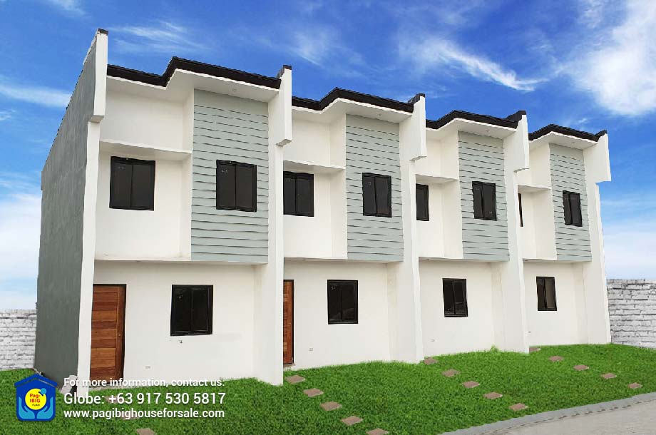 Astrid at Brookstone Park – Pag-ibig Townhouse for Sale in Trece Martires Cavite