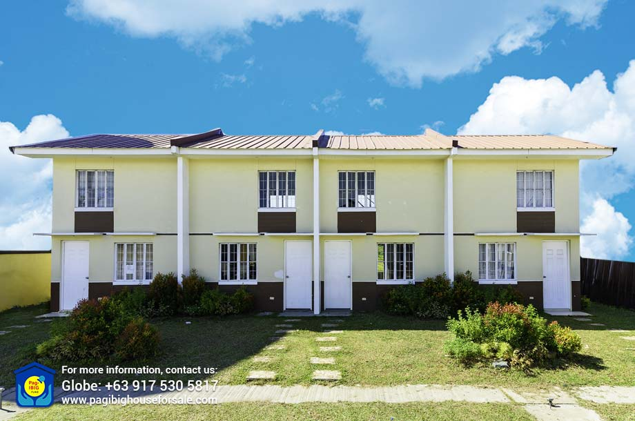 Pearl Residences – Pag-ibig Rent to Own Houses for Sale in Tanza Cavite