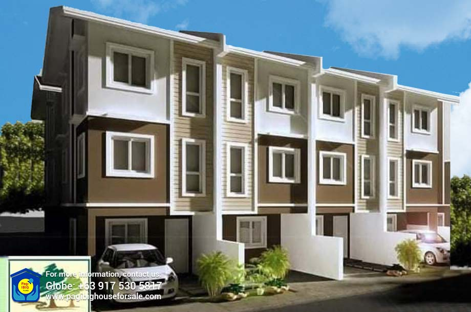 Villa 94 at Treelane Villas- Pag-ibig Rent to Own Houses for Sale in Imus Cavite