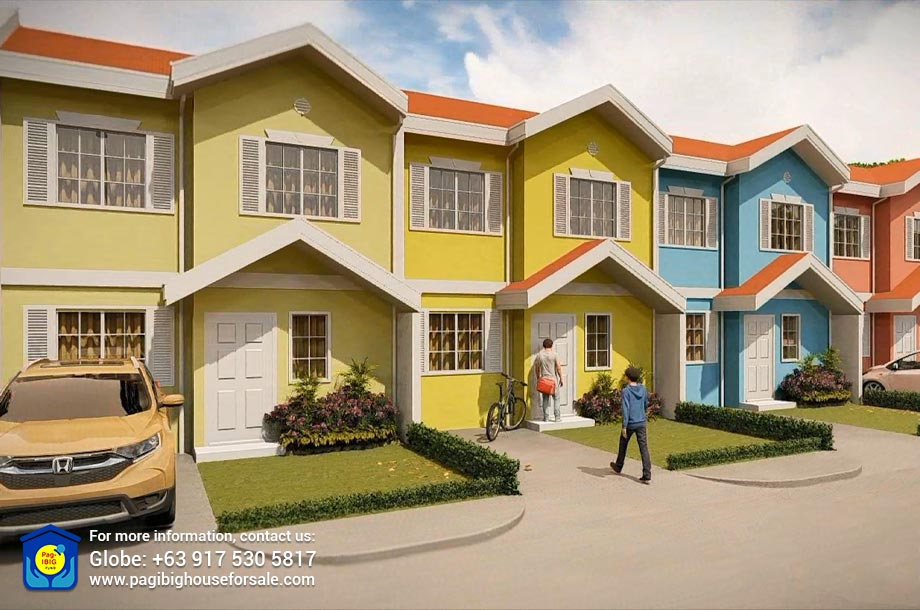 Alameda at Woodside Village – Pag-ibig Rent to Own Houses for Sale in Tanza Cavite