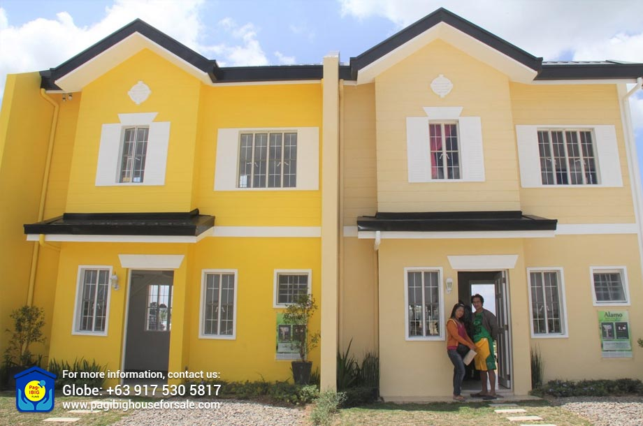 Alamo at Woodside Village – Pag-ibig Rent to Own Houses for Sale in Tanza Cavite