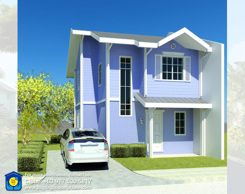Duncan at Woodside Village – Pag-ibig Rent to Own Houses for Sale in Tanza Cavite
