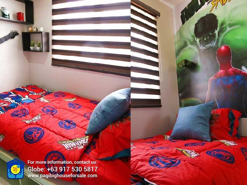 Gaia at Idesia Dasmarinas Bedroom 1