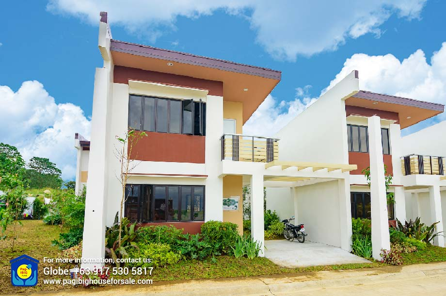Talia at Idesia Dasmarinas – Pag-ibig Rent to Own Houses for Sale in Dasmarinas Cavite