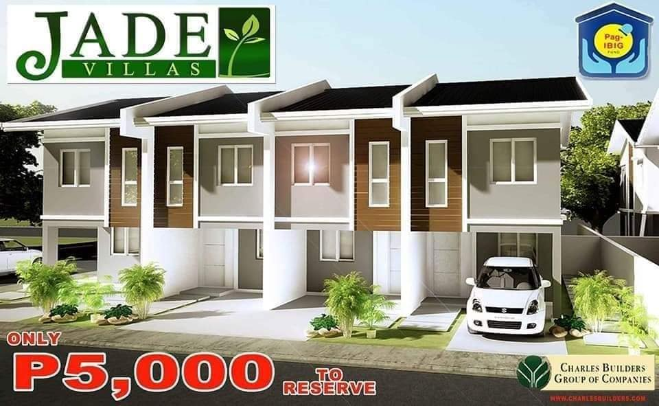 Jade Villas – Pag-ibig Rent to Own Houses for Sale in Imus Cavite